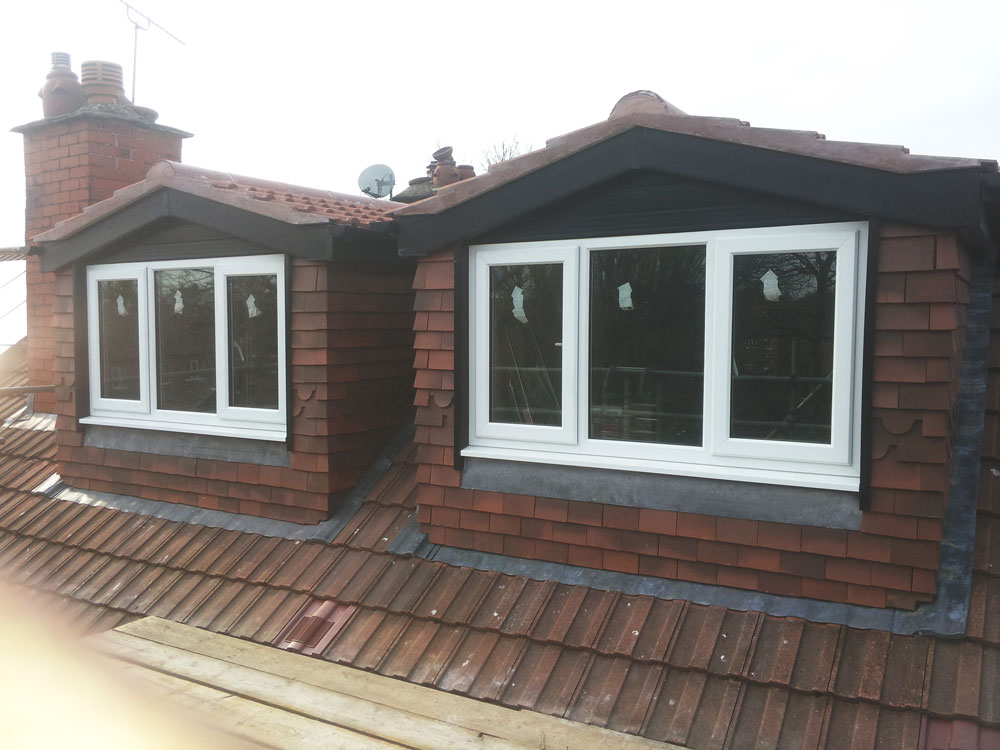 Dormer loft conversions for How much does it cost to build a dormer window